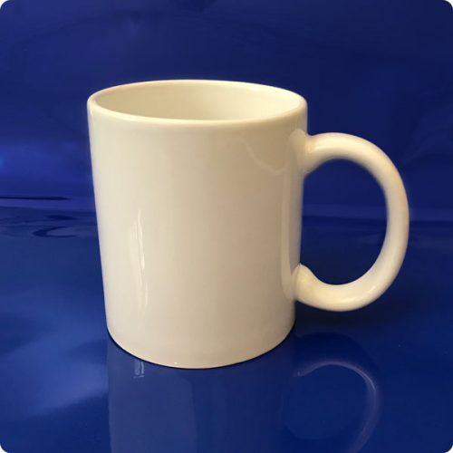 چاپ لیوان سفید سرامیکی